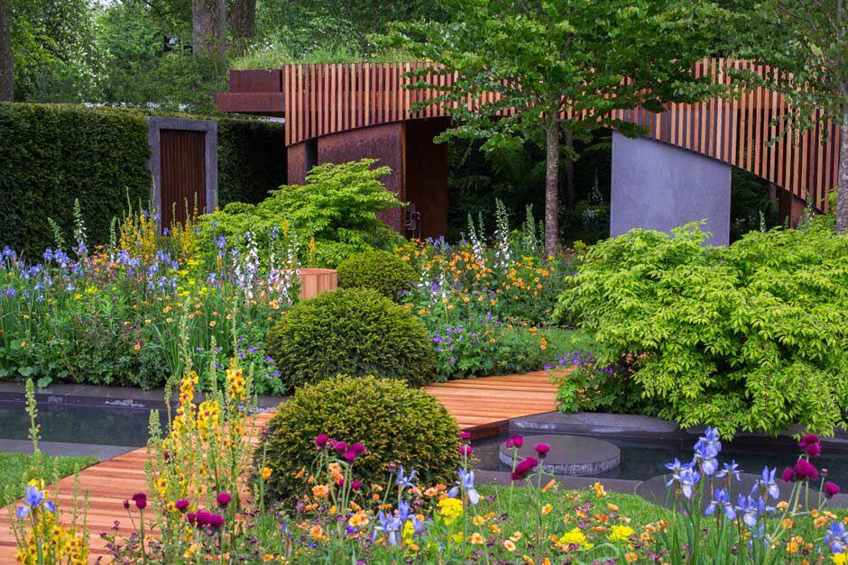 Nice The Homebase Garden   Urban Retreat. RHS Chelsea Flower Show 2015. Design  By Adam