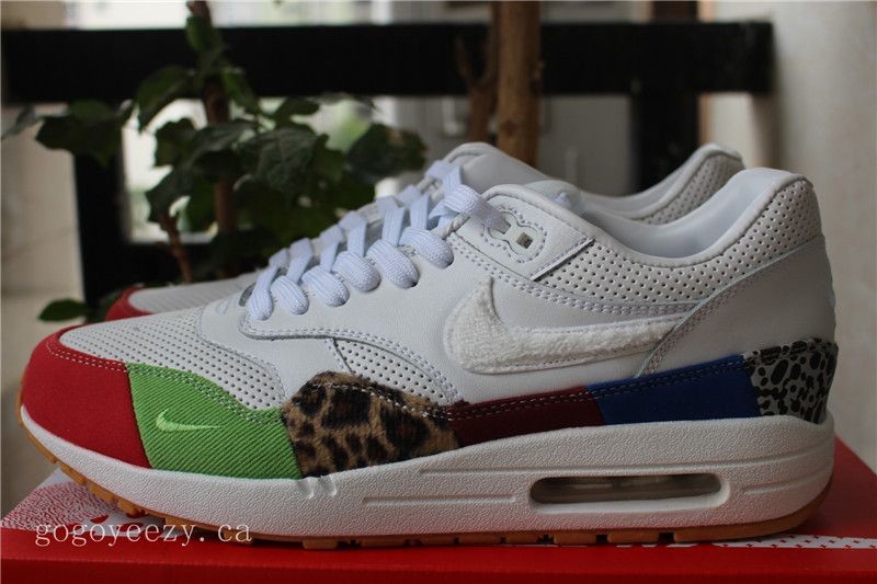new styles d3b0f 5ec56 Nike Air Max 1 Master White