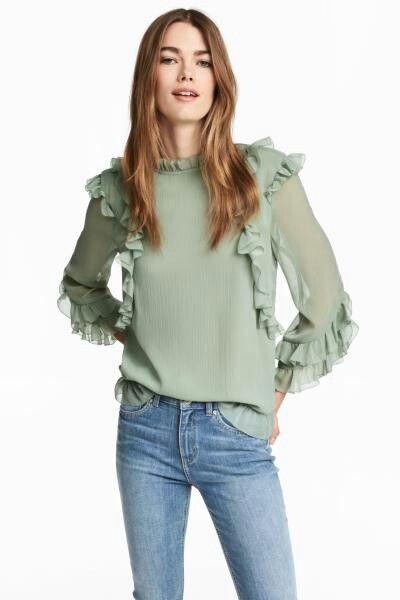 Calikusu Adli Kullanicinin Moda Panosundaki Pin Goruntuler Ile Moda Stilleri Sifon Bluzlar Yaz Giyim