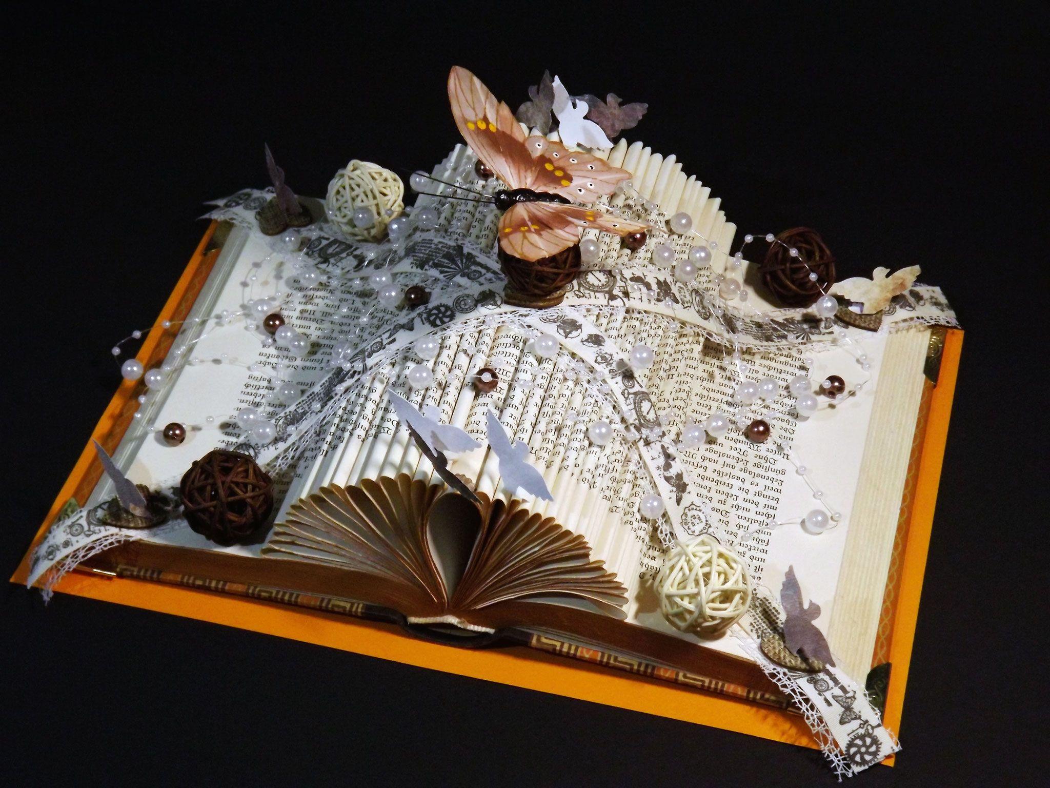 pin by linda abel on book folding pliage papier pliage. Black Bedroom Furniture Sets. Home Design Ideas