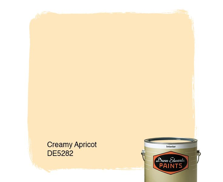 dunn edwards paints paint color  creamy apricot de5282   click for a free color dunn edwards paints paint color  creamy apricot de5282   click for      rh   pinterest com