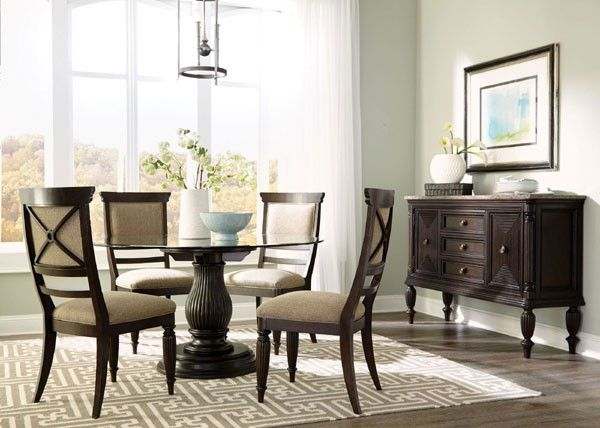 Broyhill Furniture - Jessa 5 Piece 54\