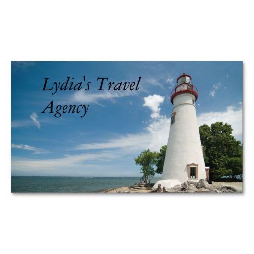 Lighthouse business card pinterest business cards lighthouse lighthouse business card templates colourmoves