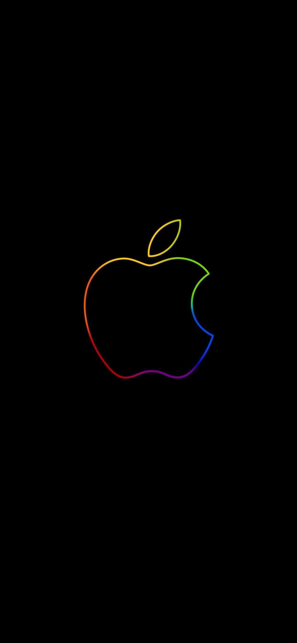 Apple Logo Neon Applewallpaperiphone Apple Logo Neon Apple Applewallpaperiphone Homeoff In 2020 Iphone Wallpaper Logo Apple Logo Wallpaper Iphone Apple Wallpaper