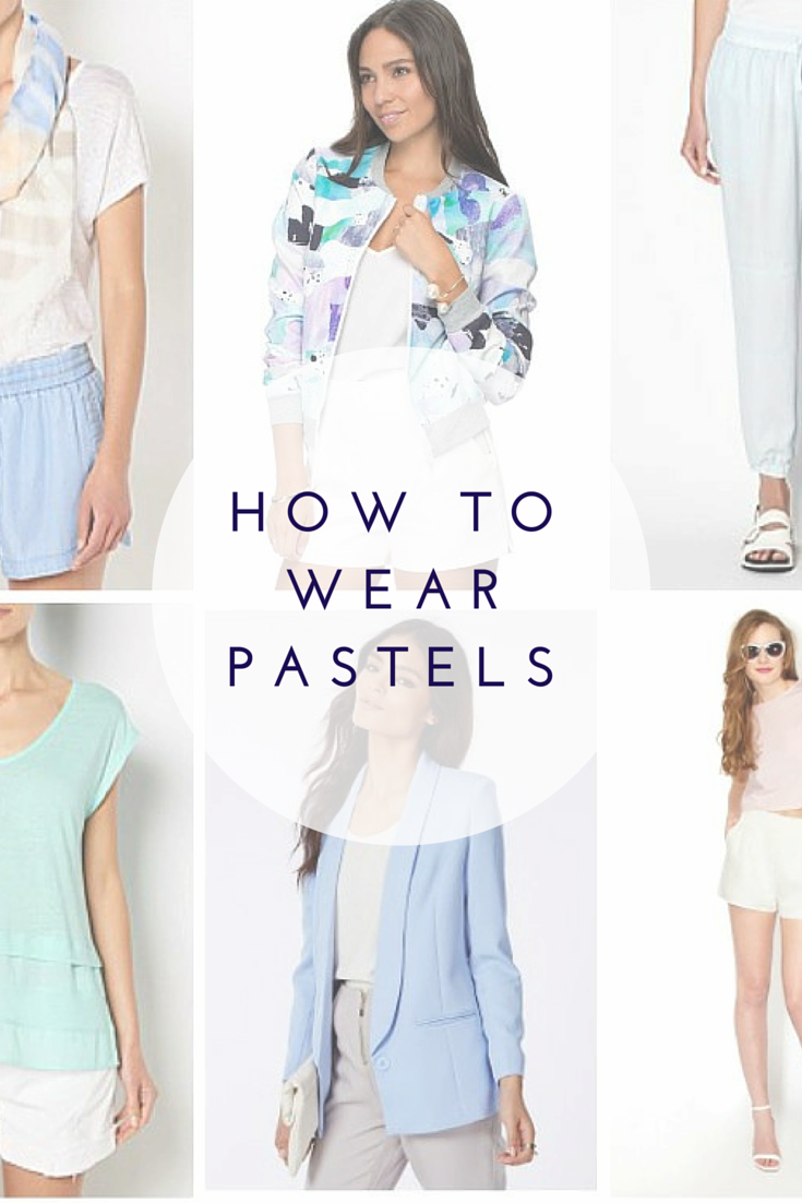 Pastels are those feminine light colours most women avoid wearing. It's a trend that women fear wearing because they can make one look washed out if the right tones or colour combinations aren't chosen.  If the current pastels are anything to go by this season, you will be wanting to add a few pastel pieces to your wardrobe to add a refreshing burst of femininity.  #pastels #fashion #style #feminine #howtowear