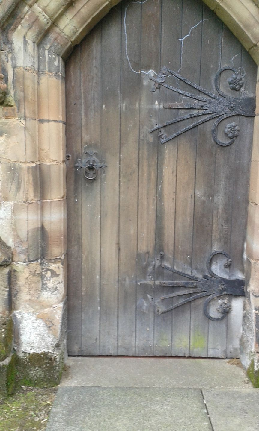 St Nicolas side Church door Kings Norton Birmingham England & St Nicolas side Church door Kings Norton Birmingham England ... Pezcame.Com