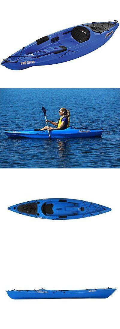 Kayaks 36122: Sun Dolphin Bali Ss Sit-On Top Kayak Blue, 10-Feet -> BUY IT NOW ONLY: $437.66 on eBay!