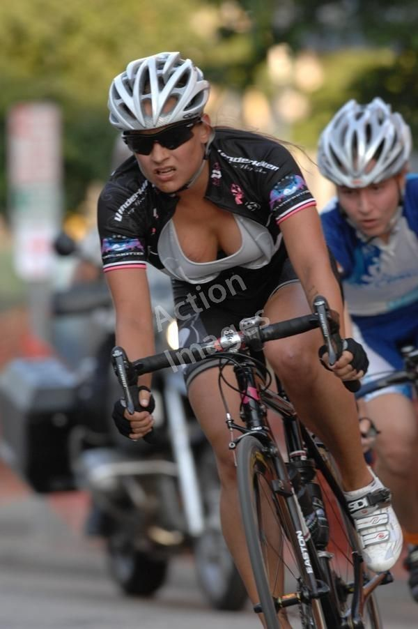 Nudes sexy naked female cyclists