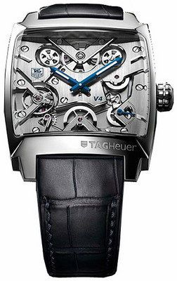 tag heuer. Idk if he would like this lol