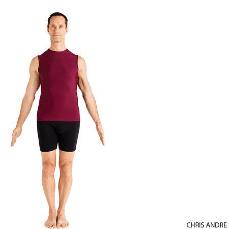 """alignment cues decoded """"tadasana is the blueprint pose"""