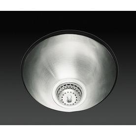 Kohler Undertone 17 5 In X 15 75 In Stainless Steel Single Basin Undermount Residential Kitchen Sink 3339 Na Kitchen Faucet Design Kitchen Sink Sink