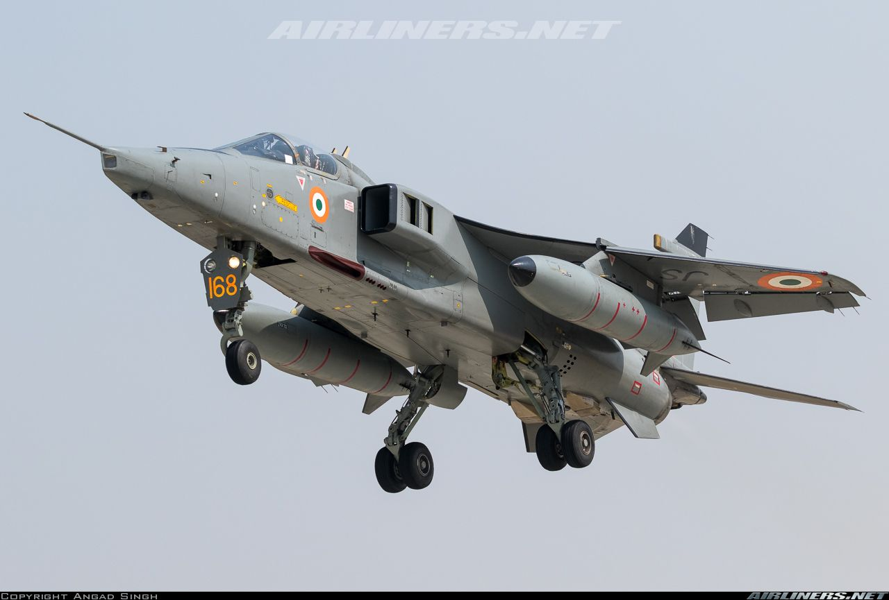Sepecat Hindustan Jaguar Is India Air Force Aviation Photo 4681199 Airliners Net Indian Air Force Air Force Air