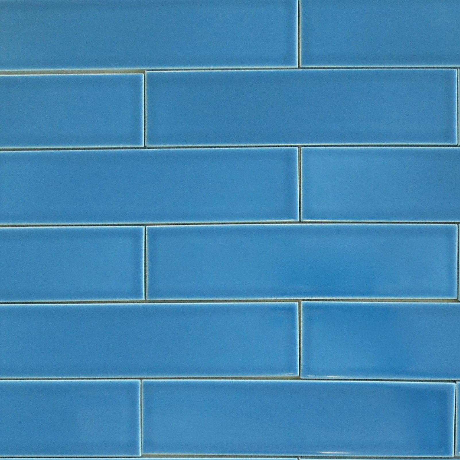 Clayhaus 2x8 French Blue - Blue Ceramic Tile - Our 2x8 ceramic ...