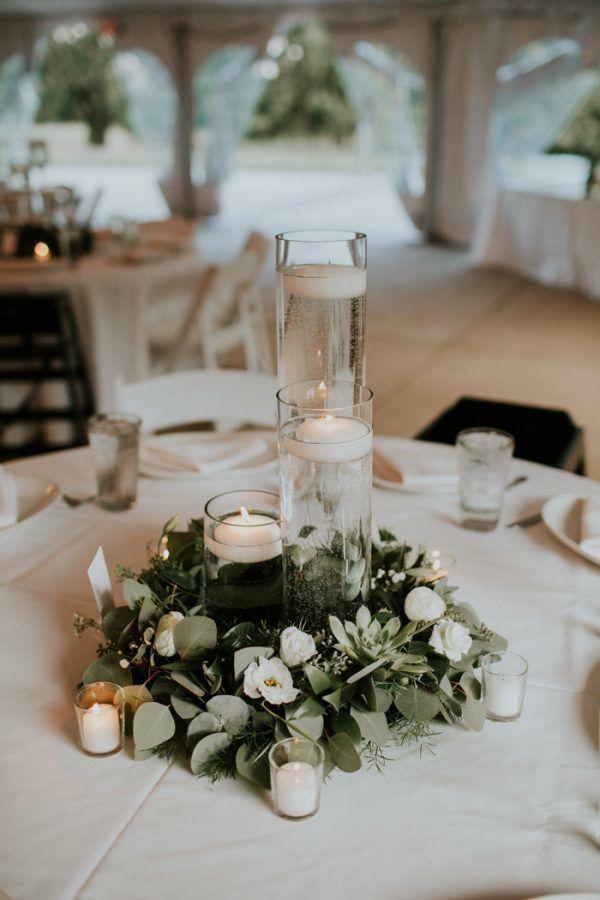 Garden Wedding Centerpiece Inspiration Pinterest Garden Wedding