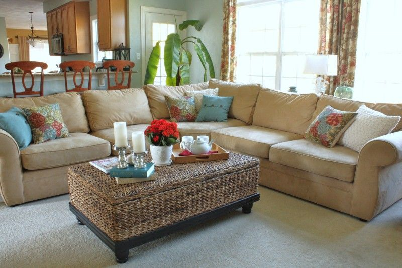 Better Homes & Gardens Family Room Refresh