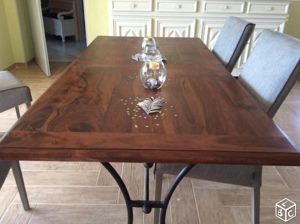 table salle a manger maison du monde | deco | pinterest