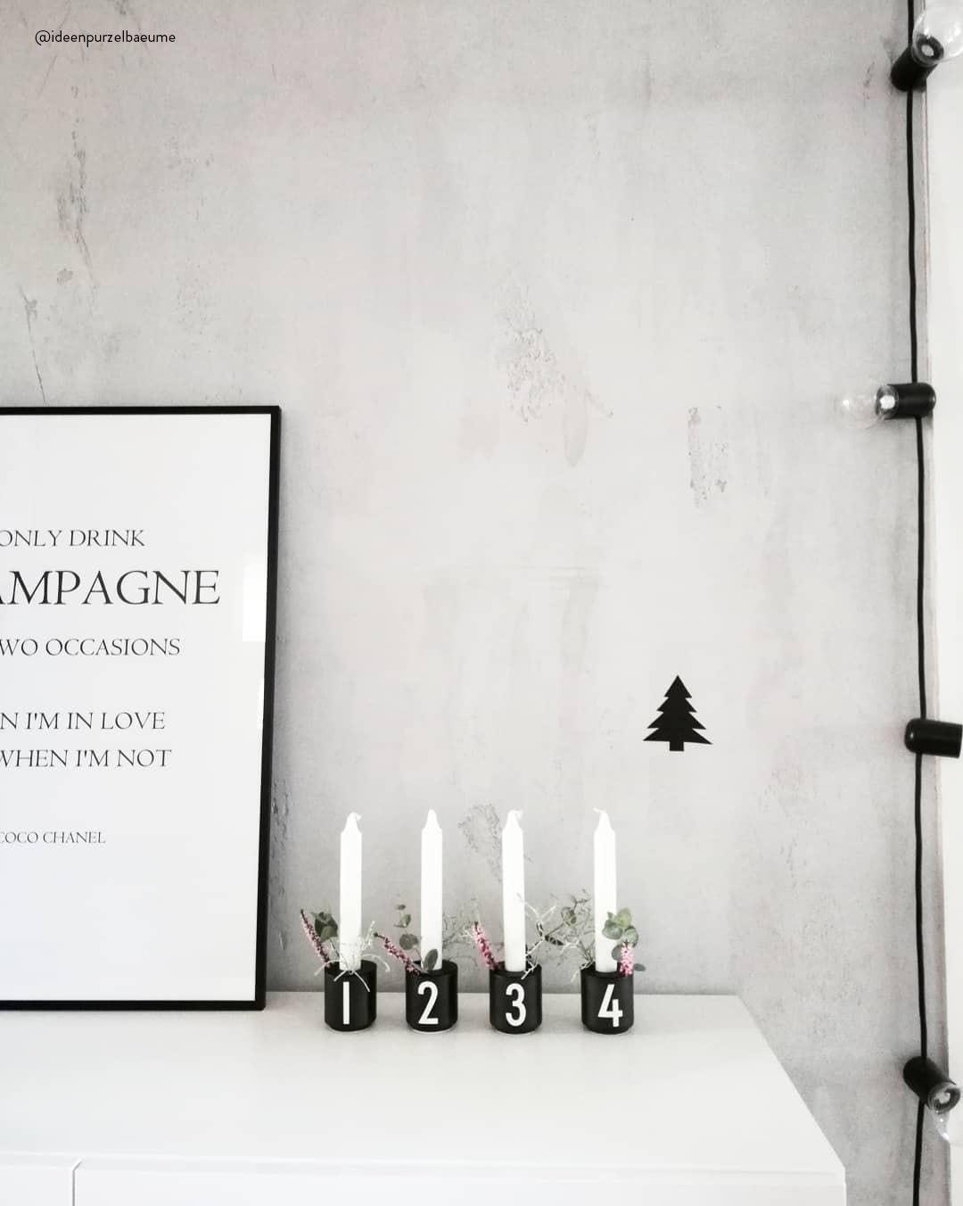 advent advent ein lichtlein brennt ein adventskranz. Black Bedroom Furniture Sets. Home Design Ideas