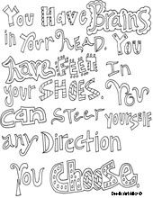 All Quotes Coloring Pages Coloring Pages Words And Quotes