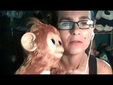 Why did I fall in love with cutest ever plush monkey...