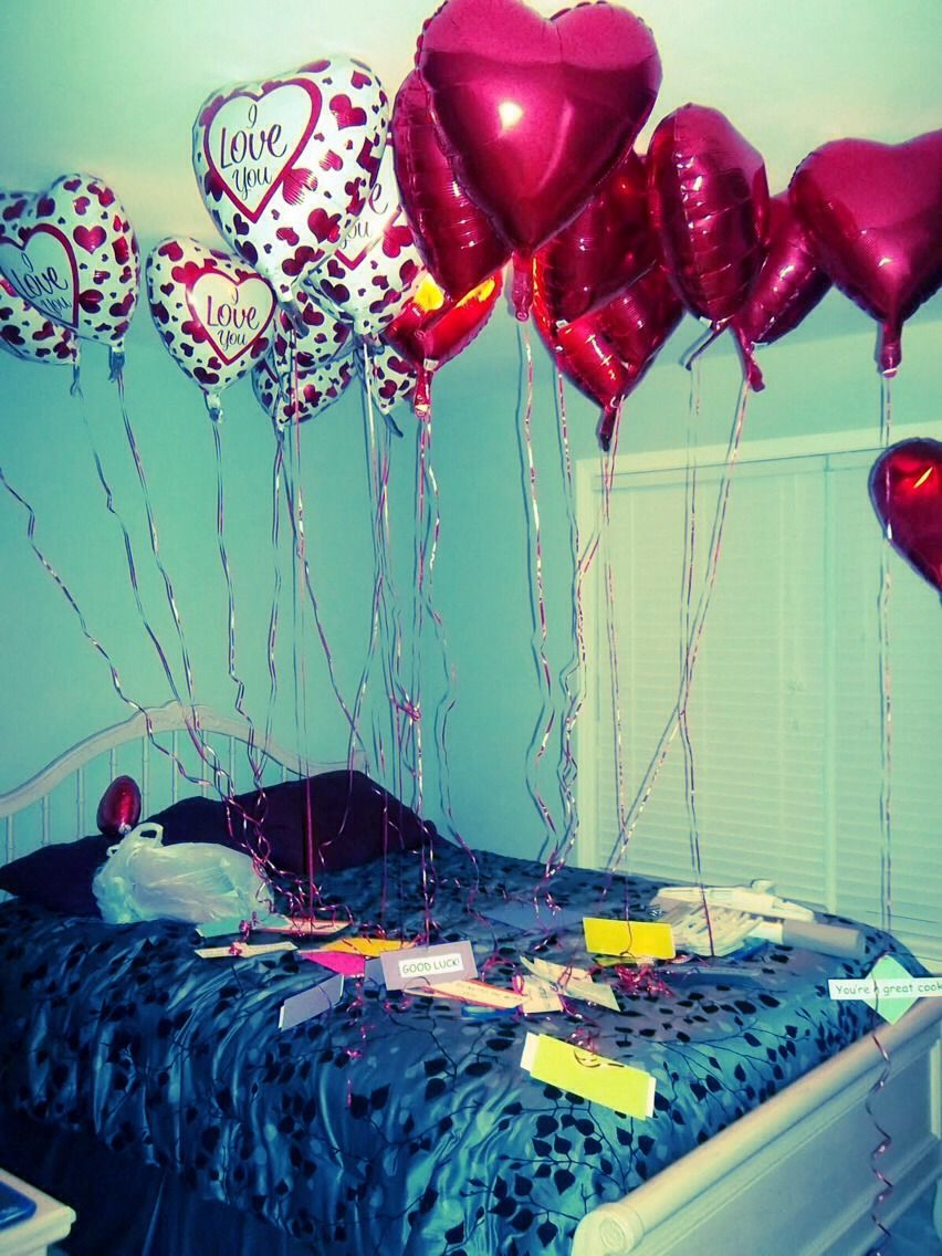 A Cute Way To Surprise Your Bf/gf On A Birthday