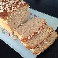 Pão de Painço e Aveia sem glúten e sem lactose