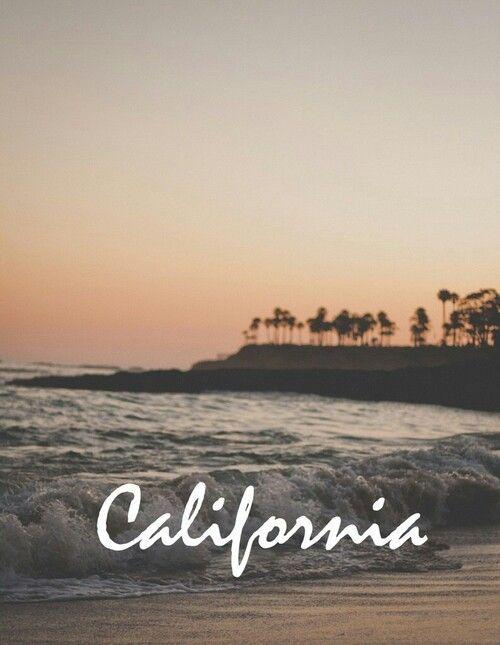 California wallpapers Wallpapers Pinterest Beach travel