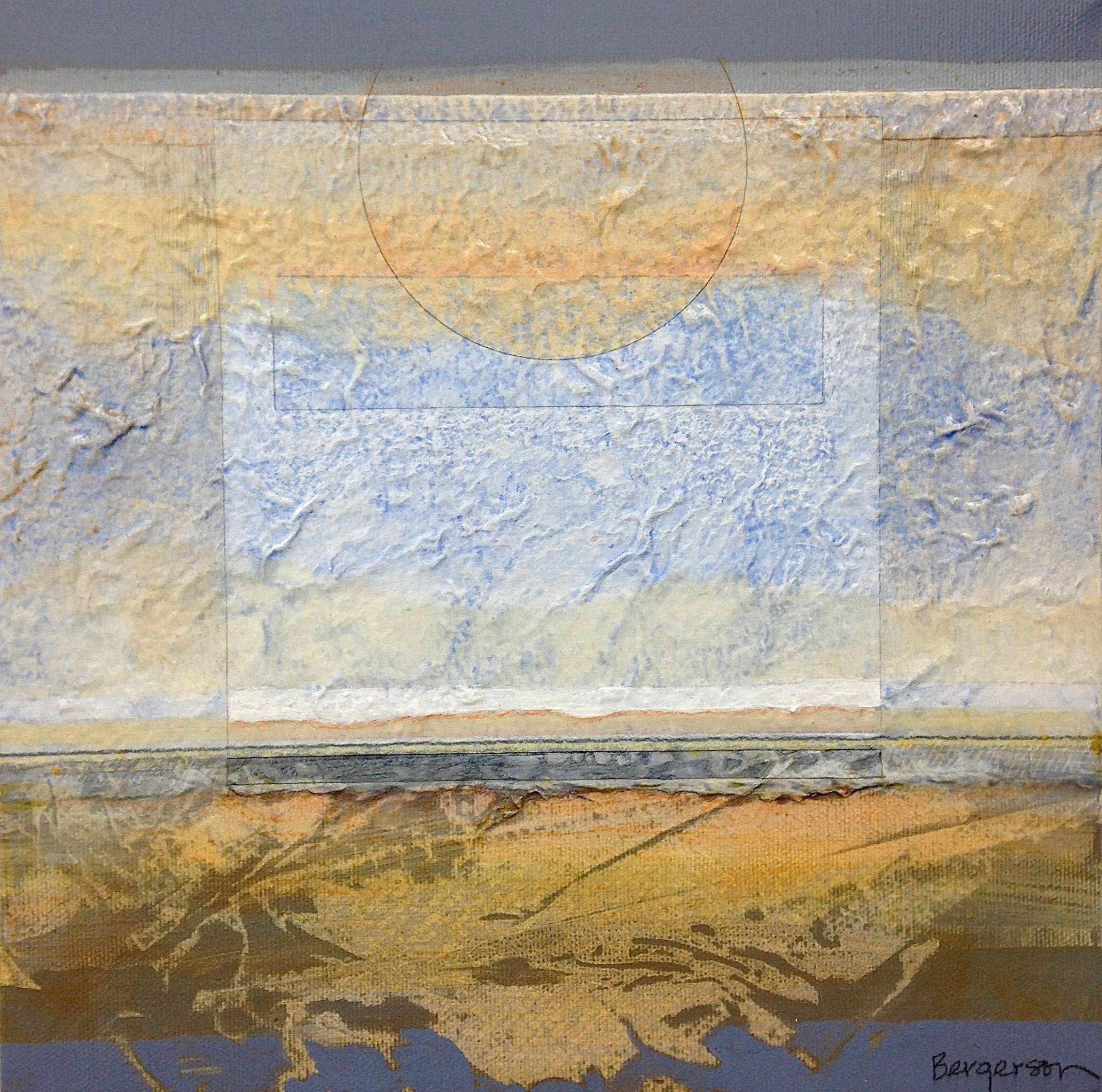 WinterSun4 By Judith Bergerson
