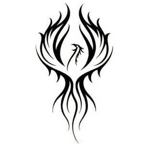 Phoenix Tribal Tattoo Designs Yahoo Image Search Results Tribal Phoenix Tattoo Phoenix Tattoo Design Phoenix Tattoo