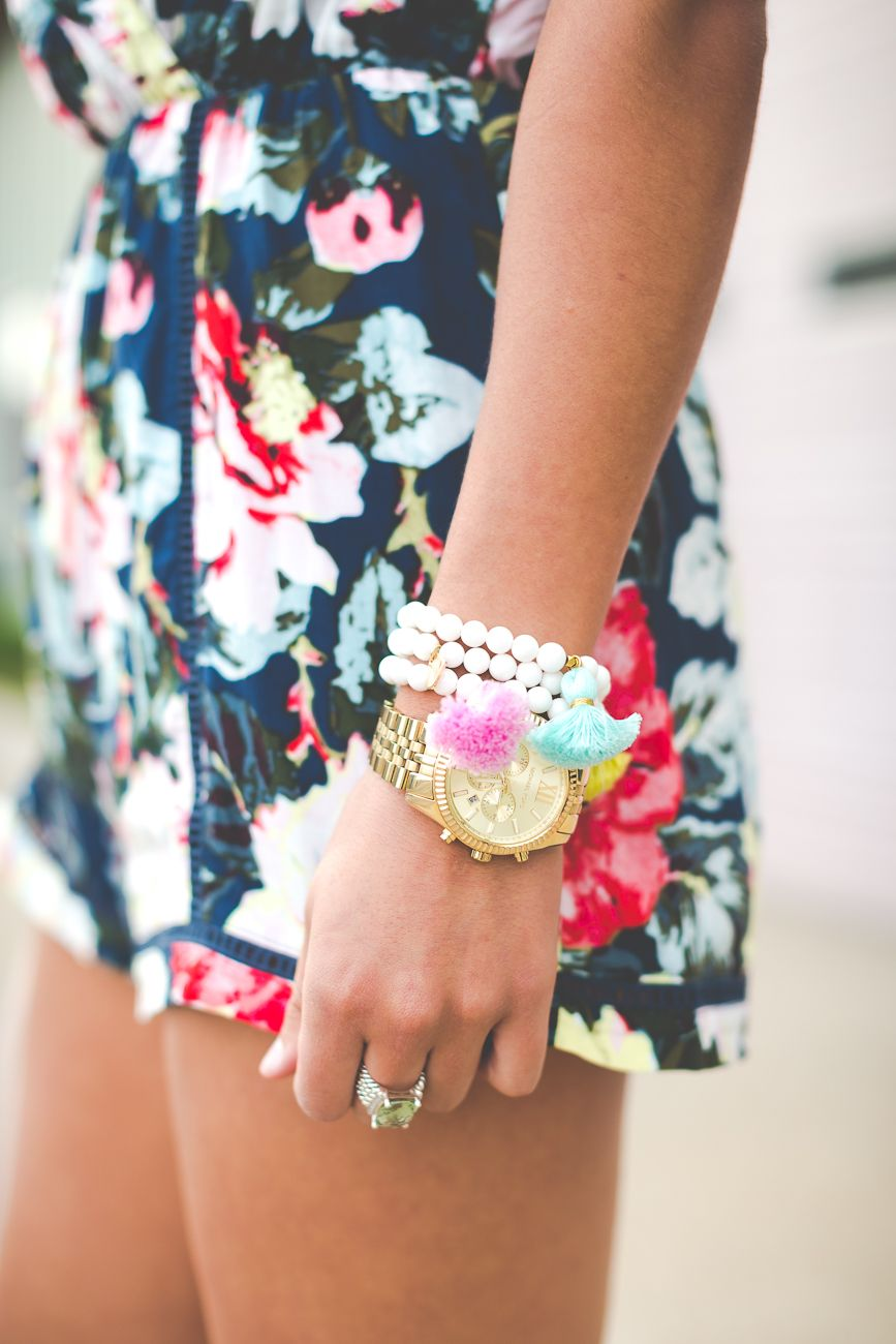 Floral print romper with images floral print rompers