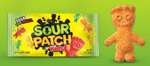 This Popular Candy Came Out The Year You Were Born Popular Candy Sour Patch Kids Favorite Candy