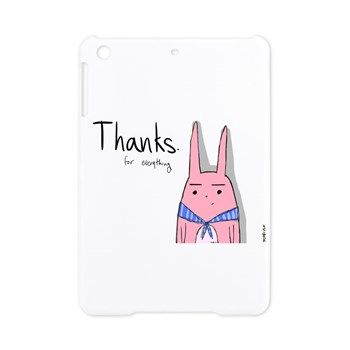 Thanks bunny Ipad mini case  $27.59  There are also phone cases on the site