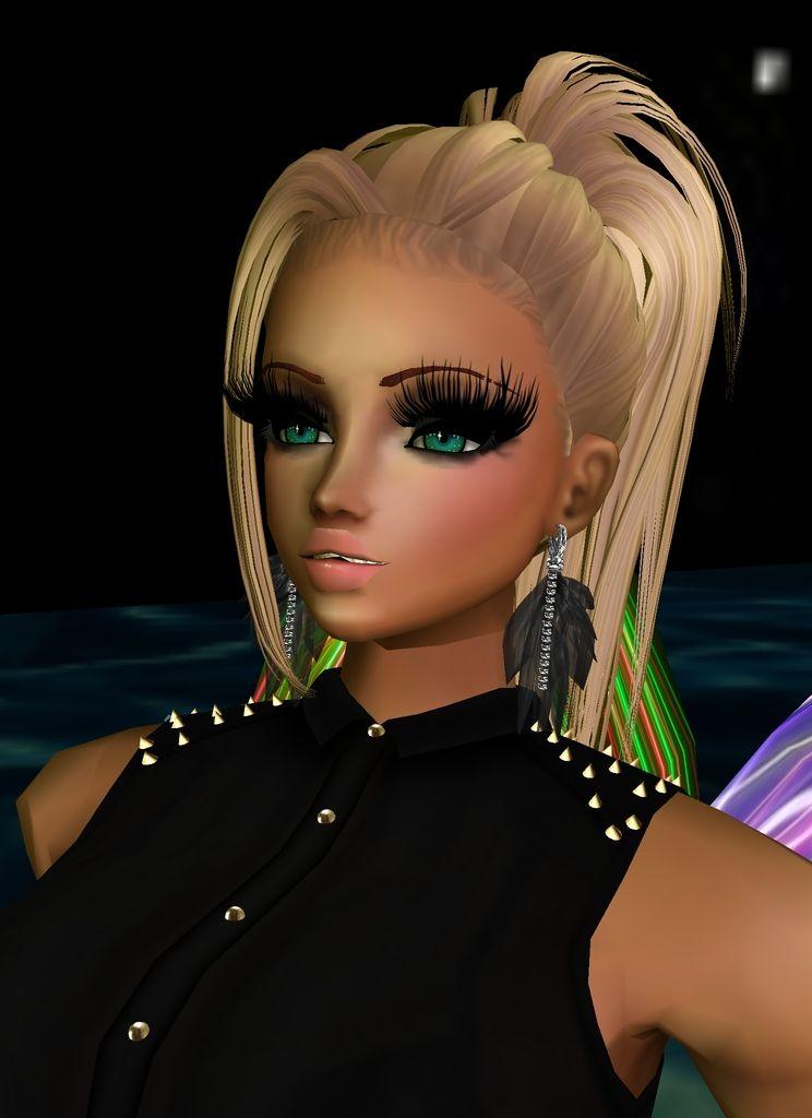 Virtual Reality Schwarzes Mädchen