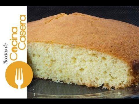 6 Recetas Para Hacer Bizcochos Recetas De Cocina Casera