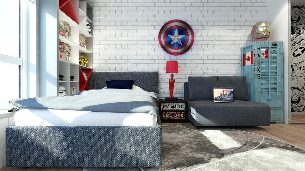 Amazing Chambre Loft Pour Ado Idees - Idées décoration ...