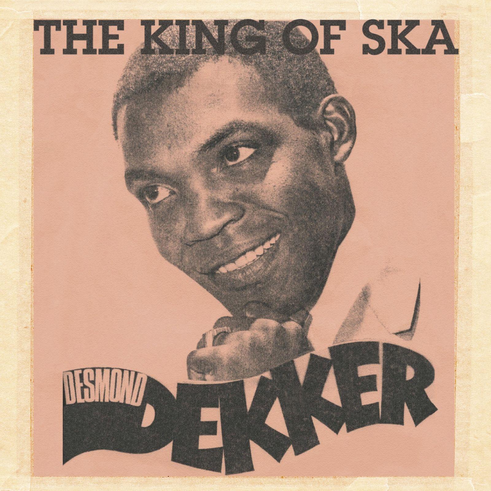 Desmond Dekker The King Of Ska Ska Music Ska Reggae