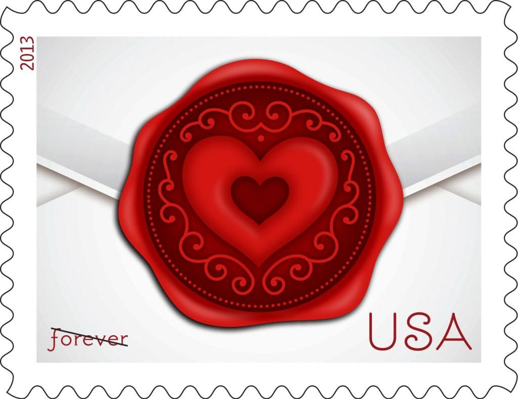 We really love the new limited-edition Sealed with Love stamps from ...
