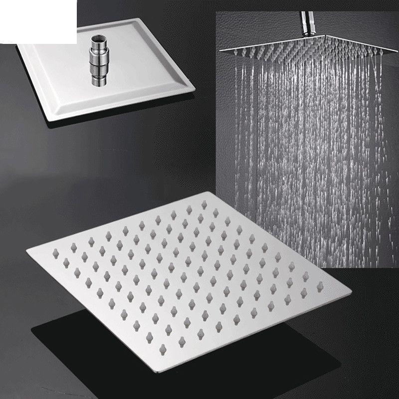 Photo of Elegant LED Modern Shower Head for Bathroom – Advanced Home & Kitchen