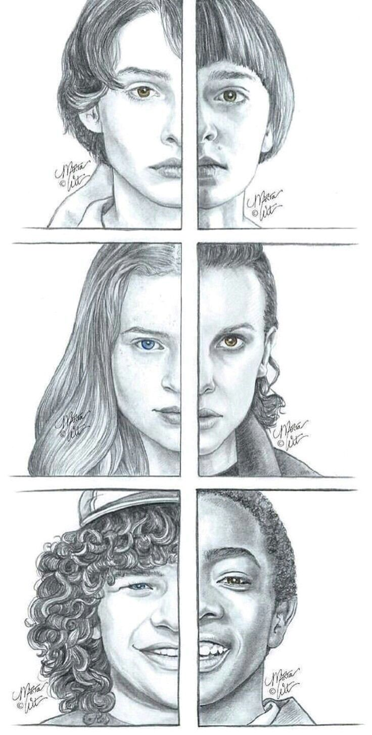 These Are So Good Stranger Things Fanart Stranger Things Art Stranger Things