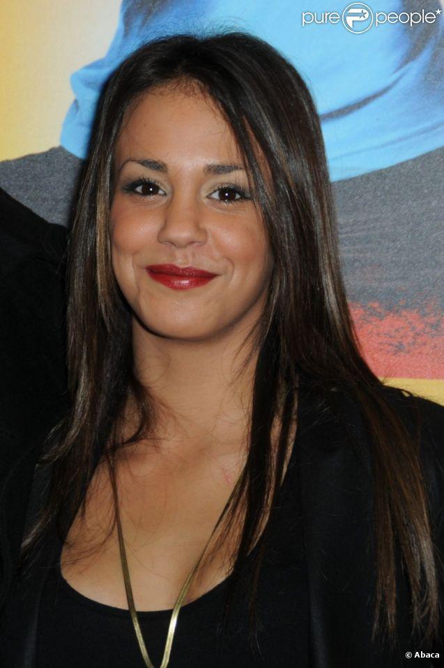 Alice Belaïdi en 2011