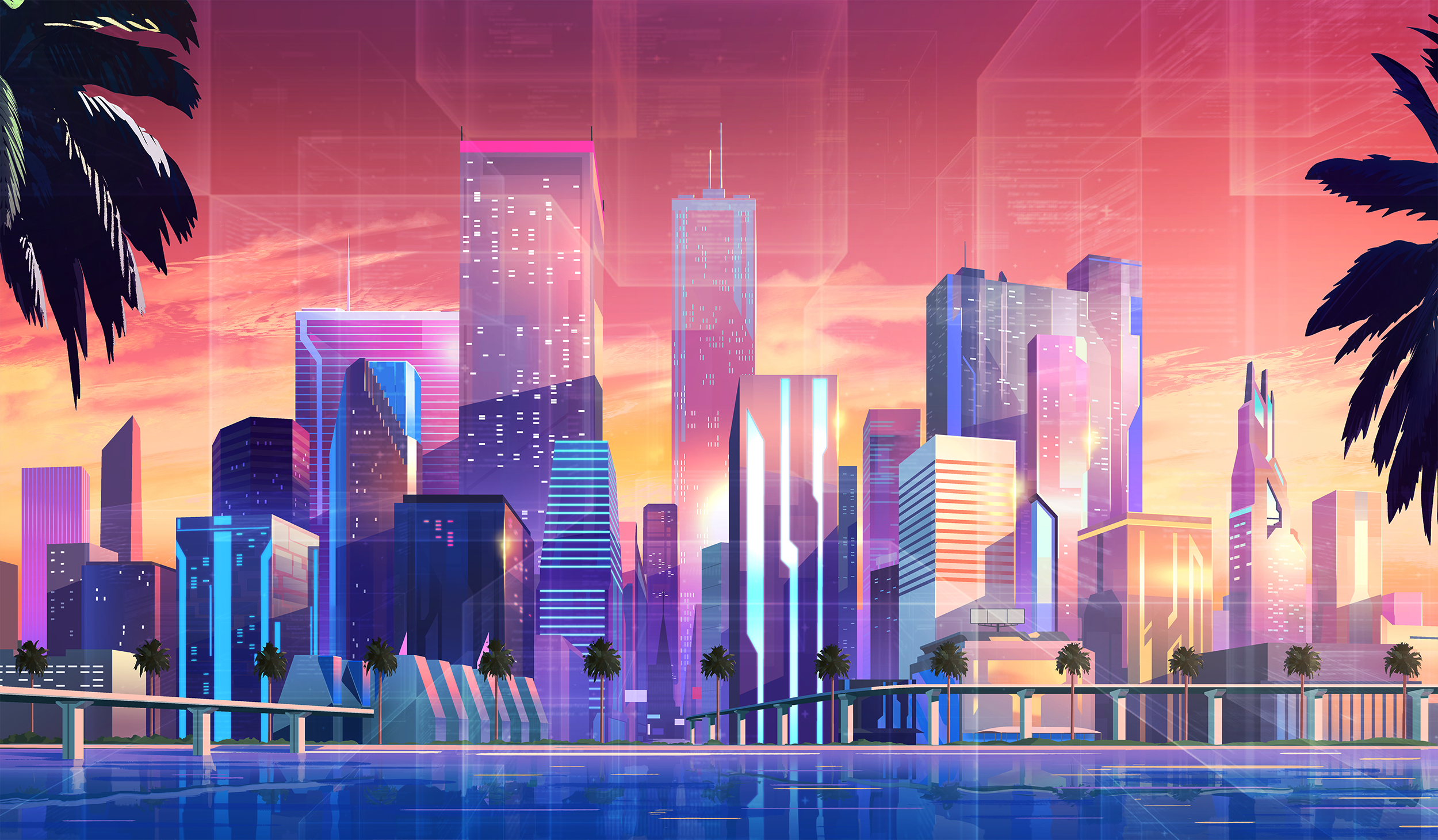 Will Blockchain Radically Change The Real Estate Industry City Wallpaper Aesthetic Wallpapers City Aesthetic