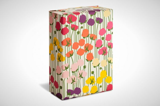 The 50 Most Beautiful Wrapping Papers Ever via Brit + Co.