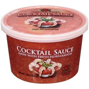 Cocktail Sauce 16 Oz Walmart Com Cocktail Sauce Sauce Rose Cocktail