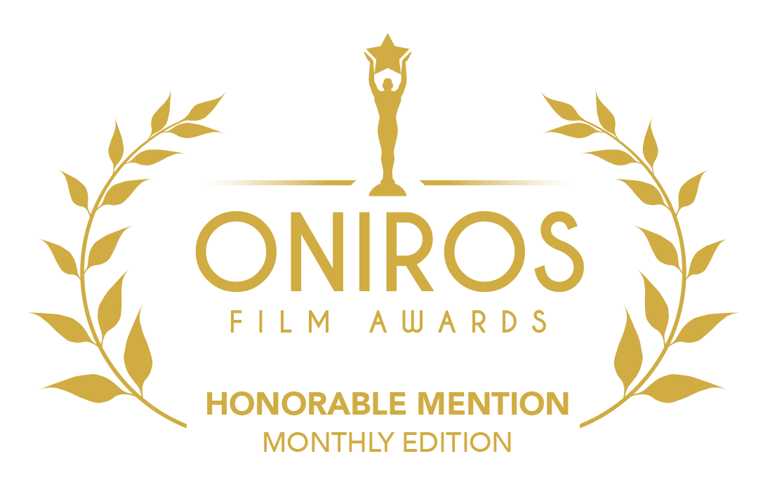Hi Guys We Just Received A Honorable Mention Award Here From Oniros Film Awards Great Job To All Our Actors And Crew People A Film Awards Awards Short Film