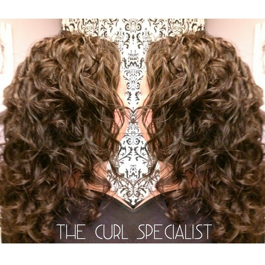 Pin on The Curl Specialist II