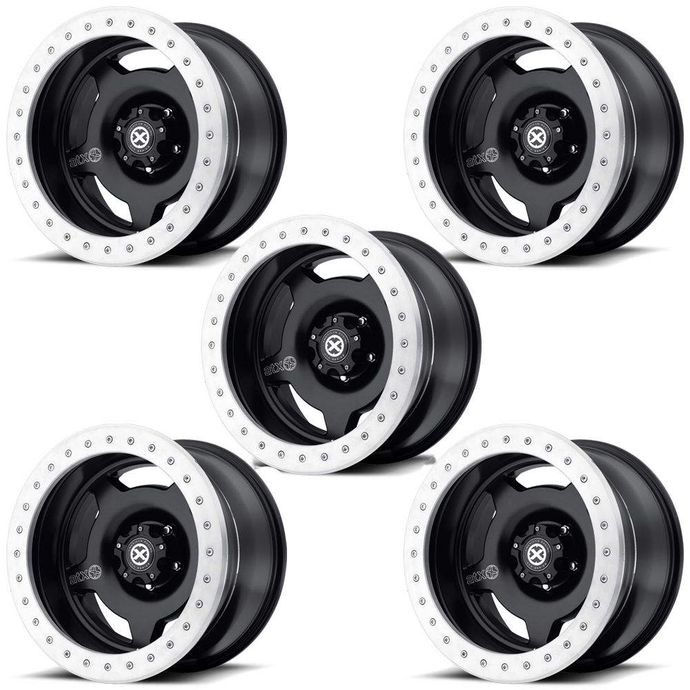 Details About 5 20x10 Fuel D611 Stroke 33 Mt Wheel And Tire
