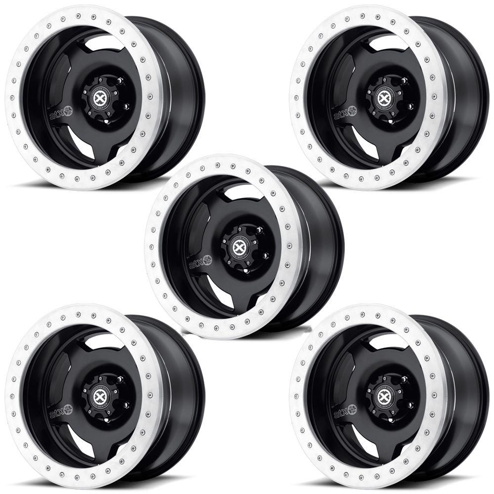 ATX Wheels ATX Series Slab Beadlock 17x9 5x5 for JK. Get