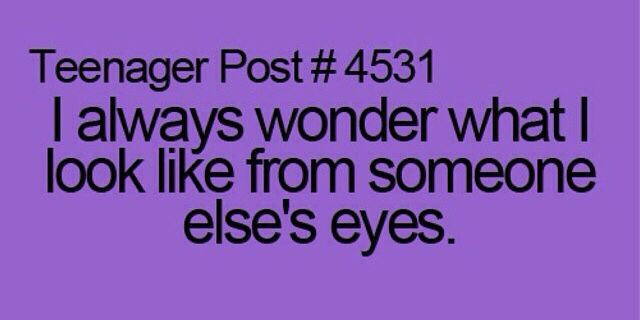 Yes! I Do Wonder About That A Lot!