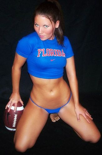 Image result for sexy college football fans