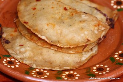 Gabriela, clavo y canela: Tacos al vapor