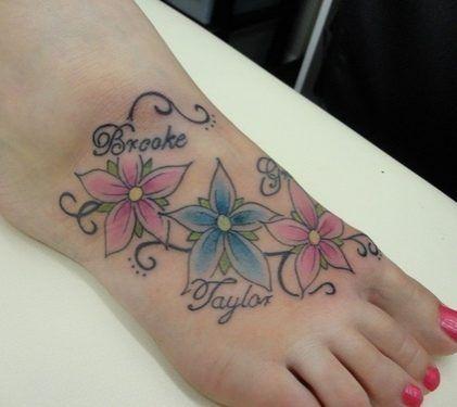 Tattoo idea julie pinterest tattoo tatoos and tatting for Tattoos with grandchildren s names